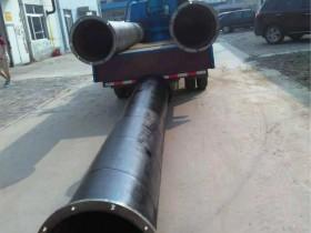 500QZB天津西青轴流泵站安装下泵