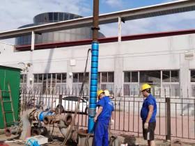 250QJR125-160/10-90kw耐高温热水泵天津塘沽下井