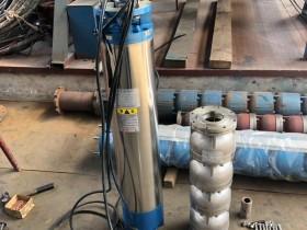 22千瓦不锈钢深井泵发往安徽池州