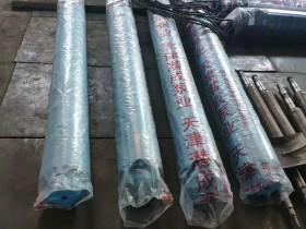 天津潜成125KW,140KW耐高温热水深井泵发往河北