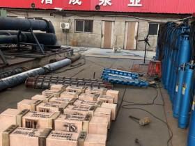 250QJR63千瓦,250QJR75千瓦潜热水电泵发往首都北京