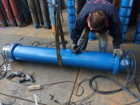 200QJX下吸式潜水泵发往陕西