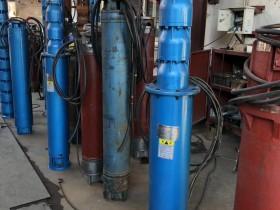 200QJ50-64-18.5KW河坝用潜水泵及控制柜发往安徽淮南