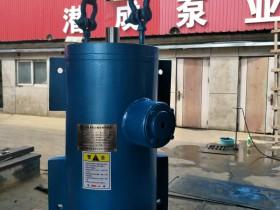 四级11千瓦潜水电机用于液压机械发往北京
