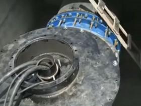 1000QZB潜水轴流泵天津津南区防洪排涝泵站已安装调试OK