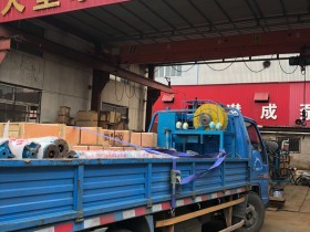 250QJR系列耐高温热水泵经销商专车发货