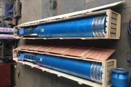 250QJ水池用潜水泵准备发货