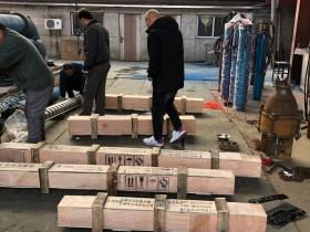 150QJ半不锈钢深井泵机组发往上海