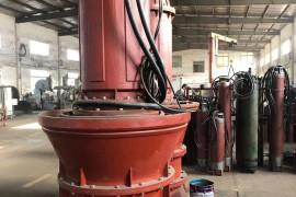 900QZB-280kw潜水轴流泵