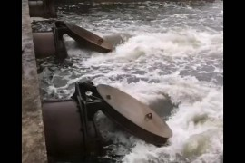 700QZB潜水轴流泵维护保养天津北辰现场安装