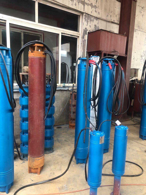 1.5千瓦潜水电机发往北京第1张-潜水电机-潜水电泵-高压潜水电机-天津潜成泵业